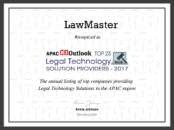top 25 legal technology solution providers