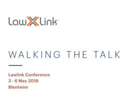 Lawlink Conference 2018